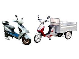 2/3轮车锂电池产品系列
