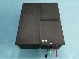 Lithium Battery for Electric Sightseeing Vehicle