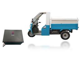Electric Sanitation Vehicle