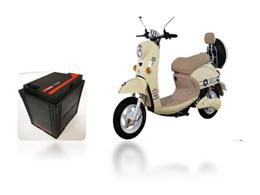 Electric two-wheeled v ehicle