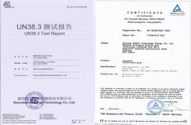 产品检测与认证